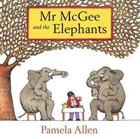 Cover: Mr McGee and the Elephants