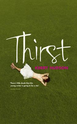 Book cover: Thirst