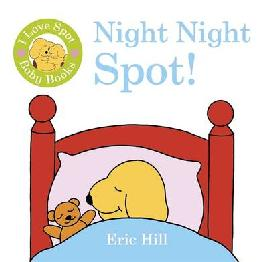 Cover of Night Night Spot!