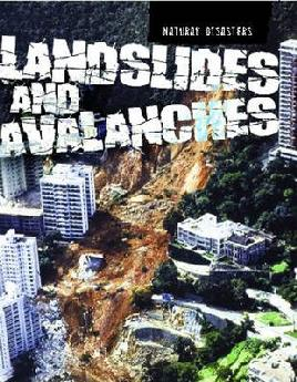 Book cover of landslides and avalanches