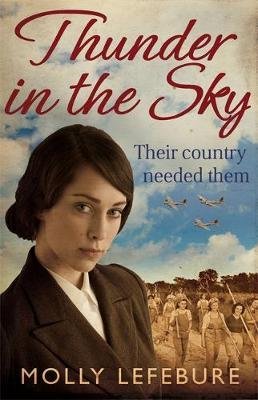 Cover of Thunder in the Sky