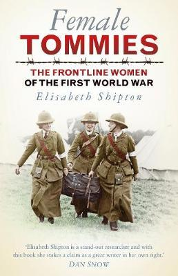 Book cover of Female Tommies