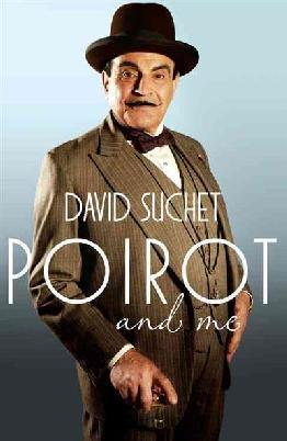 Cover of Poirot and Me by David Suchet
