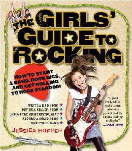 Cover of 'The Girls' Guide to Rocking '