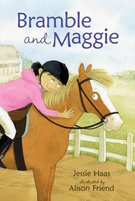 Cover of 'Bramble and Maggie'