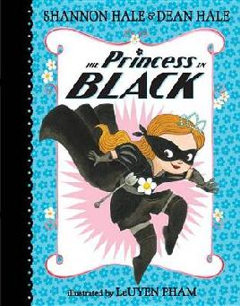 Cover of 'The Princess in Black'