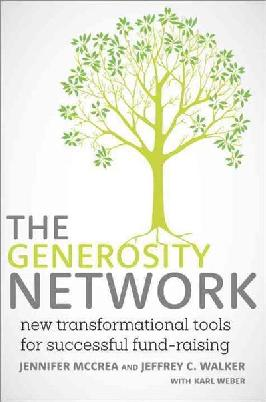 Cover of The Generosity Network.