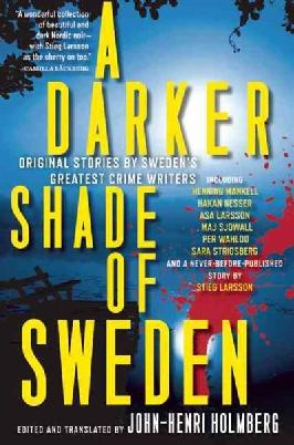 Cover of A Darker Shade of Sweden
