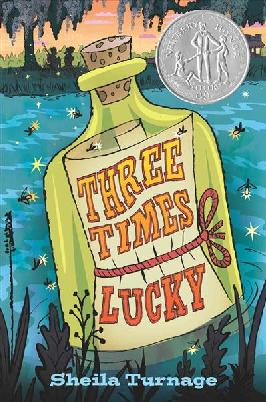 Cover: Three Times Lucky