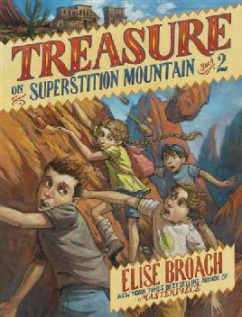 Cover: Treasure on Superstition Mountain