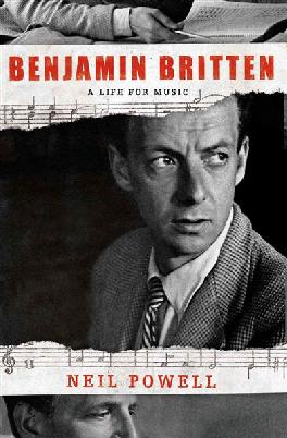 Cover of Benjamin Britten