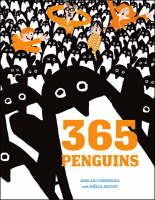 Cover: 365 Penguins