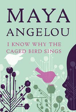 Cover of I Know Wht The Caged Bird Sings