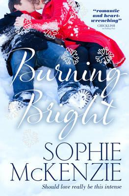 Cover of The Burning Bright