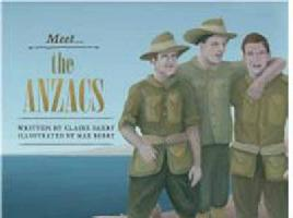 Cover of Meet the ANZACs