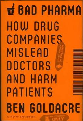 Cover of Bad Pharma