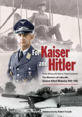 Cover: For Kaiser and Hitler