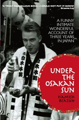 Cover image of &quot;Under the Osakan sun&quot;