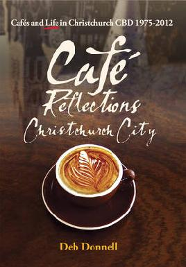 Cover of Cafe reflections