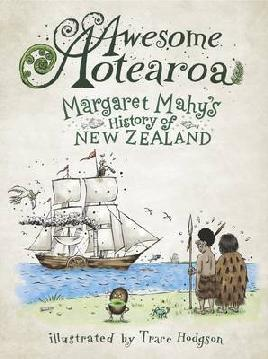Cover: &quot;Awesome Aotearoa&quot;