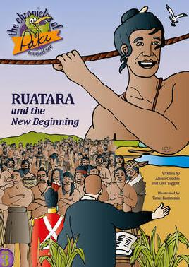 Cover of Ruatara and the New Beginning