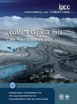 Cover of Climate Change 2013