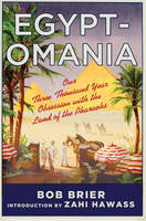Book cover of Egypt-omania