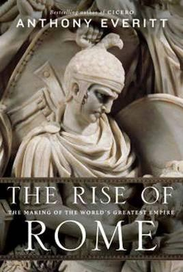 Book Cover of The Rise of Rome