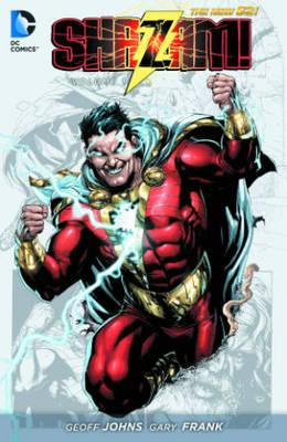 Cover of Shazam! Vol 1