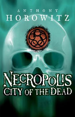 Cover of Necropolis by Anthony Horowitz