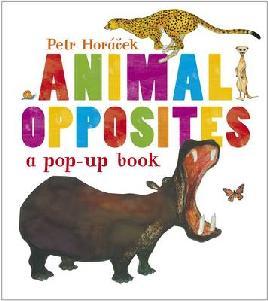 Cover of Animal Opposites