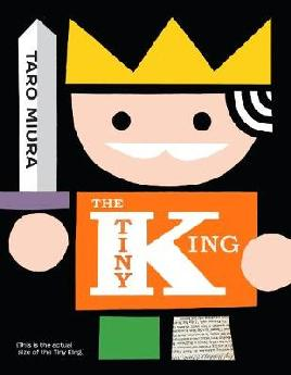Cover of The Tiny King