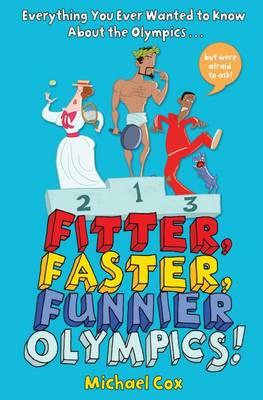 Cover of Fitter, faster, Funnier Olympics