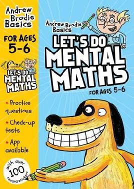 Cover of Let's do mental maths for ages 5-6.