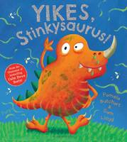 Cover of Yikes Stinkysaurus