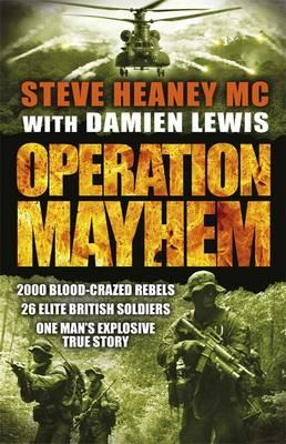 Cover of Operation Mayhem