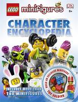 Cover of LEGO Minifigures Character Encyclopaedia