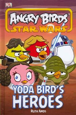 Cover of Yoda Bird's Heroes