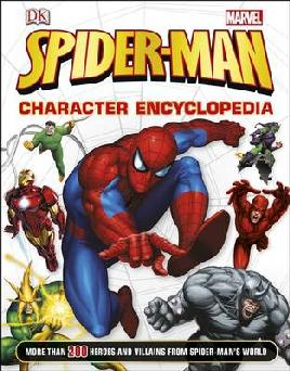 Cover of Marvel Spider-Man Character Encyclopedia
