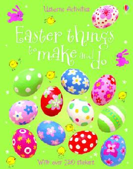 cover of Easter Things to Make and Do