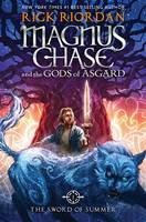 Cover of Magnus Chase and the gods of Asgard