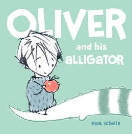 Cover of Oliver and his alligator