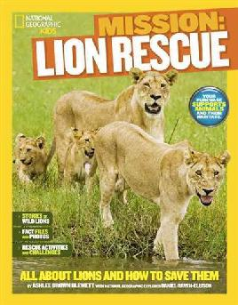 Cover of 'Lion Rescue'