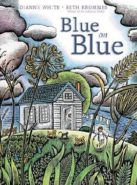 Cover of Blue on blue