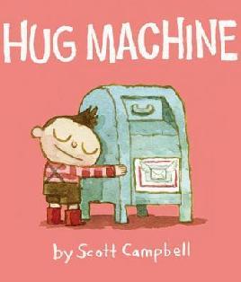 Cover of Hug Machine