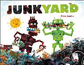Cover of Junkyard