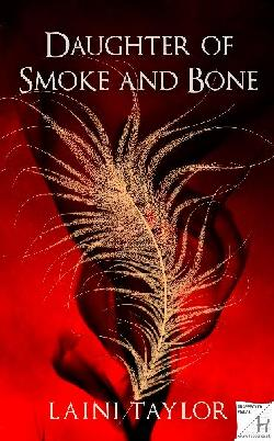 Cover of Daughter of Smoke and Bone