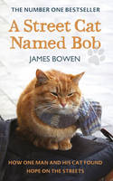 Cover: A Street Cat Named Bob