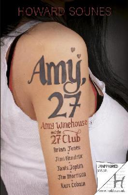 Cover of Amy, 27