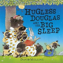 Cover: Hugless Douglas and the Big Sleep